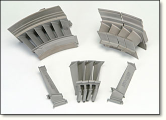 parts gas turbine engine